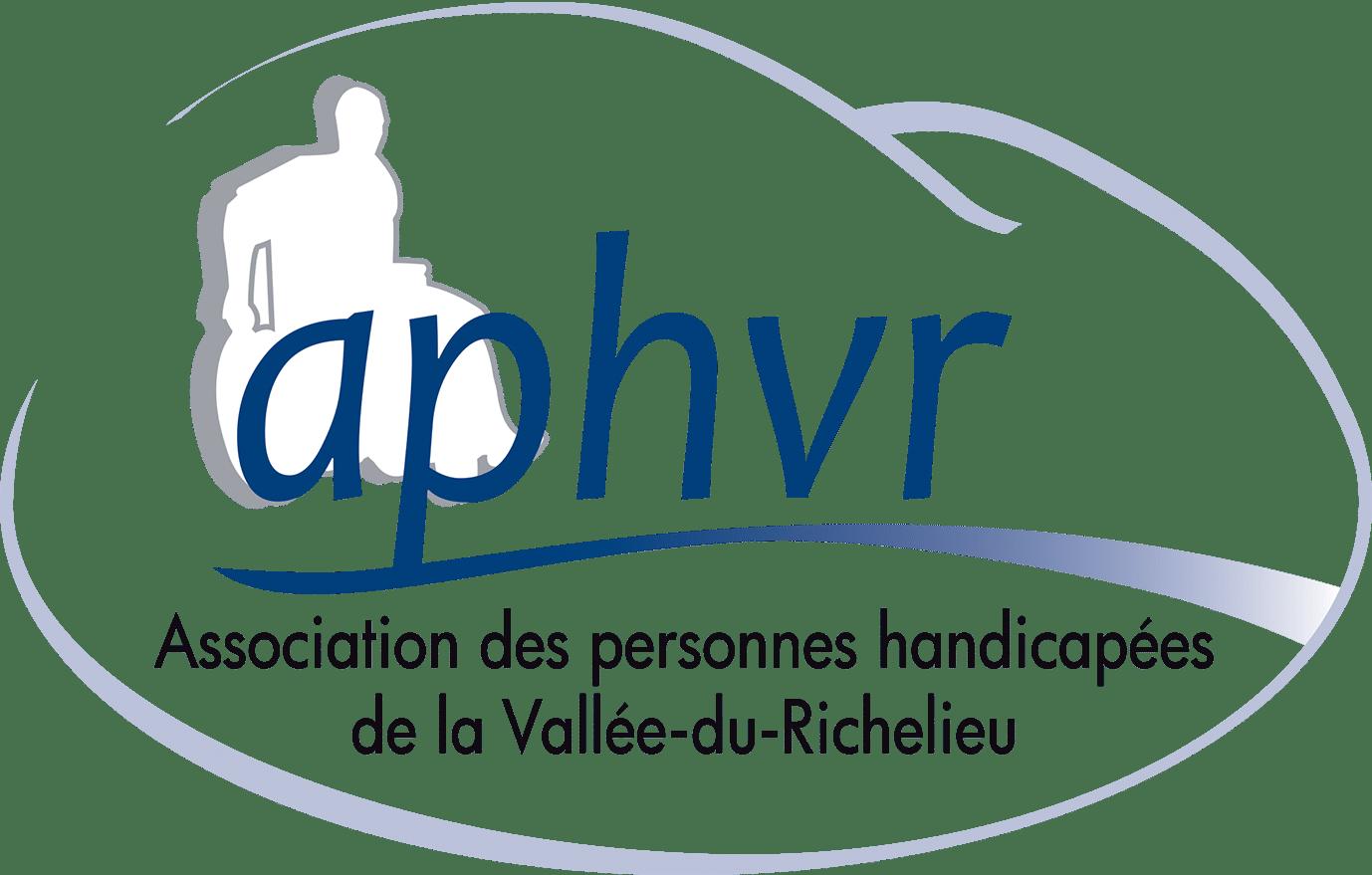 Association des personnes handicapées de la Vallée-du-Richelieu Logo